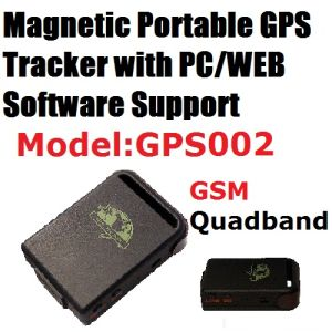 Mini portátil magnético GPS Tracker