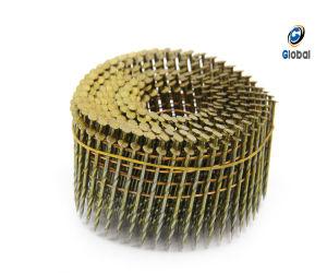La fabricación de clavos de la bobina con el mejor precio