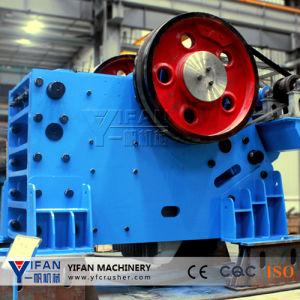 중국 주요한 기술 돌 턱 쇄석기 기계