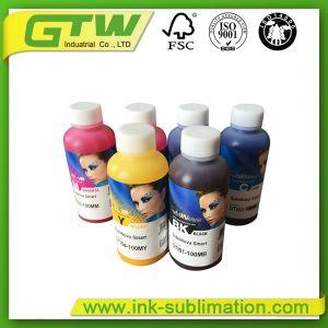 Inktec韓国の染料の昇華インク卸売6colors