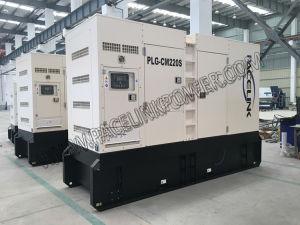200ква на базе Cummis звуконепроницаемых дизельных генераторах с маркировкой CE/ ISO