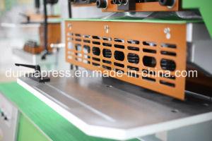 Macchina dell'operaio siderurgico di Q35y 20 con la perforazione e la tosatura idrauliche