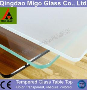 4-19mm Zoll abgehärtetes ausgeglichenes lamelliertes aufbauendes Glas für Fenster, Tür, Glasgeländer, Möbel, Tisch-Oberseite, Dusche-Tür