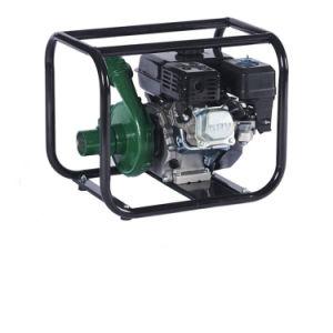 Motor a gasolina, a bomba de água para irrigação agrícola