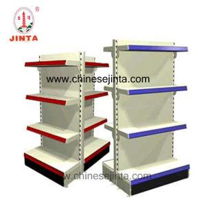Mensola del supermercato del metallo usata come dispositivo della memoria (JT-A27)