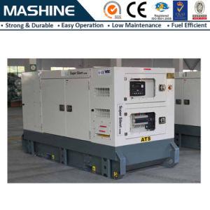 prix d'usine Vente 30 kVA Générateur de type silencieux par Cummins