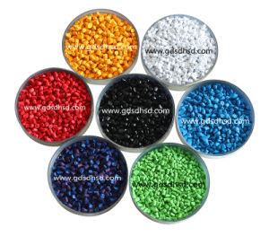 Witte/Zwarte Kleur Masterbatch voor Plastic Injectie