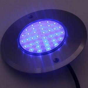 Толщина 8 мм 280мм 35Вт DC12V светодиодная подсветка RGB Бассейн подводного освещения
