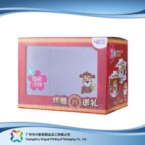 Гофрированный картон и бумага складная конструкция упаковки (xc-dB-009A)