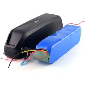 Глубокую цикла размера 18650 литиевая батарея Pack с USB для Ebike