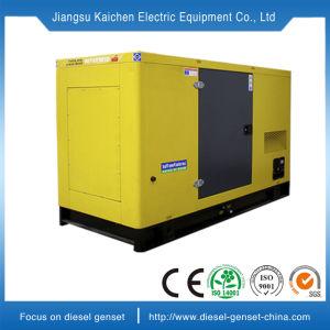 gruppo elettrogeno diesel silenzioso eccellente di energia elettrica 100kVA
