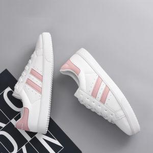 Signora bianca Shoe Casual Women Shoes delle calzature di svago dei 2018 commerci all'ingrosso