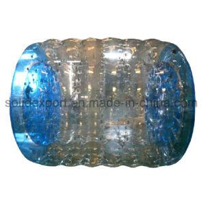 Transparent en PVC gonflables géants Rouleau flottant Aqua Zorbing Ball Ballon de marche de l'eau