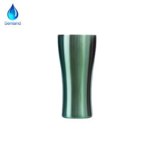 420ml de aço inoxidável isolado de parede dupla caneca de café (SL ON-998)