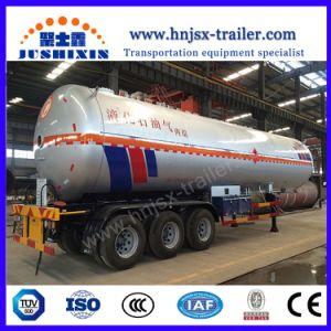 반 50m3/50cbm/50000L/50000liters 프로판 세 배 차축 LPG 탱크 트레일러