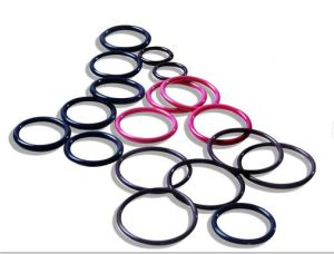 7.5*3,55 O-ring Viton do Injetor de Combustível