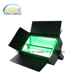 党ディスコのためのDMX 240*3W RGBW LEDのストロボの段階ライト