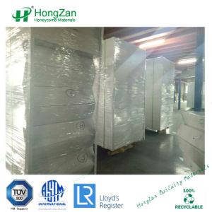 materiale decorativo del comitato di alluminio del favo di 120mm
