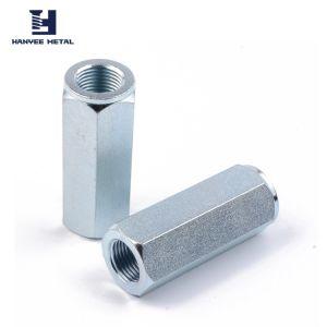 Le mobilier Matériel plaqué zinc qualifié l'écrou de couplage