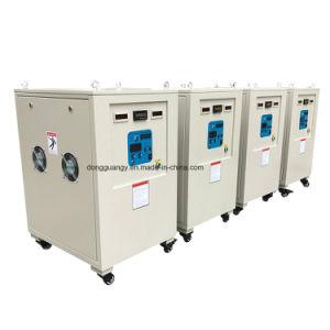 中国の鉄の鎖の中間周波数の誘導加熱装置