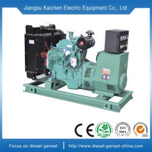80kw Open Type 6 van Cummins de Diesel van de Cilinder Generator van de Macht