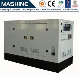 120kVA leiser Typ automatischer Reservegenerator-Preis