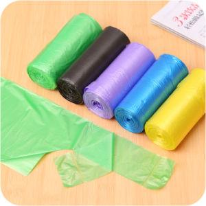 Sacs à ordures de sacs poubelle biodégradables sac de plastique SAC SAC Star joint du rouleau