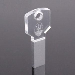 Кристально чистый ключ USB UDP карты памяти USB флэш-накопитель в подарок для продвижения