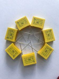 X2 Capacitor para supressão de interferências electromagnéticas