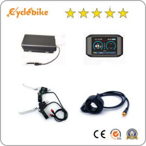QS V3 5000W E-комплект для переоборудования велосипеда с Bluetooth программируемый контроллер