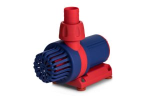 Automatische Aquarium-Pumpen fließen die permanente magnetische Geschwindigkeit 5000L/H, die versenkbaren Gleichstrom 24V einstellt