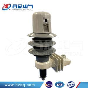 ギャップのないサージの防止装置の/Lightningの重合体の収容された金属酸化物防止装置