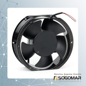 Вентилятор постоянного тока 172X150X51мм 24V шариковый подшипник для охлаждения