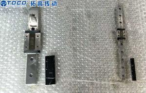 선형 운동 시스템 스테인리스 선형 가이드 레일