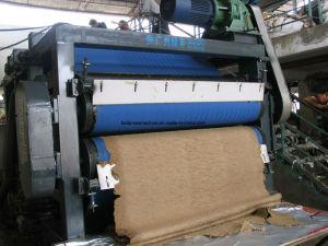 排水するぬれたファイバーのための沈積物ベルト