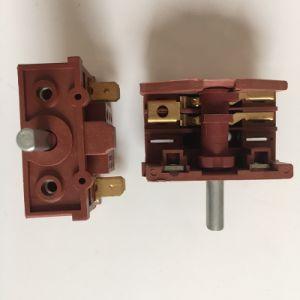 Longue durée de service AC250V/16a appliqué l'interrupteur rotatif pour four électrique