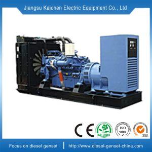 AC 220V Bushlees van de enige Fase de Diesel van de Alternator Stille Generator van de Motor