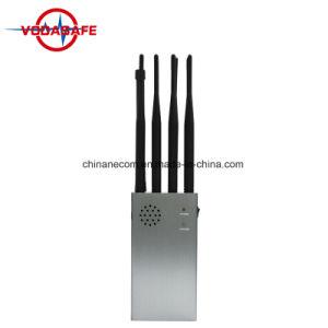 8 de Stoorzender van het Signaal van banden voor CDMA, GSM, 3G en Lojack, de Draagbare Stoorzender van 8 Antenne, Stoorzender voor WiFi/Bluetooth, GSM GPS de Mobiele Stoorzender van het Signaal