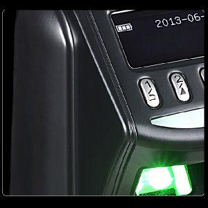 ヨーロッパの指紋が付いているアメリカの標準単一のラッチのドアロック