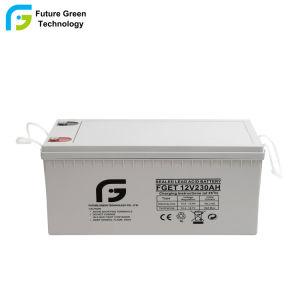 12v 230Ah superventas de la batería de plomo-ácido con el precio de distribuidor