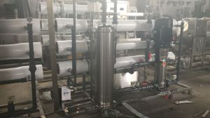 RO de Apparatuur 6000L/H van het Systeem van de Filter van het water