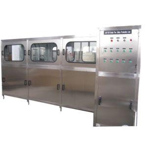 Linea di produzione di riempimento del barilotto di plastica automatico per 5 galloni