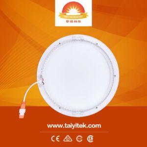 Iluminação do painel de LED tipo rebaixada 3W 6W 9W 12W 18W 24W Lâmpada Ceililng 100-265V
