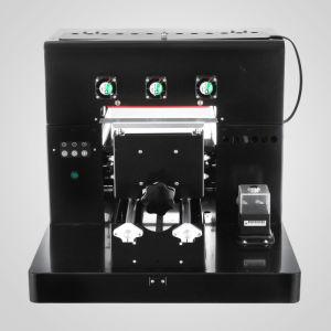 Flamante A4 de la impresora UV Mini LED impresora plana UV