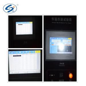 Het Instrument van de Test van de Vochtigheid van de Temperatuur van de Kamer van de Controle van het Klimaat van de Apparaten van het laboratorium