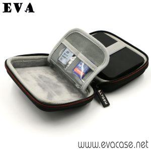 Le disque dur portable EVA personnalisés Cas avec intérieur en mousse de mémoire