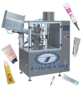 El aluminio de tubo de llenado y sellado de cosméticos maquinaria