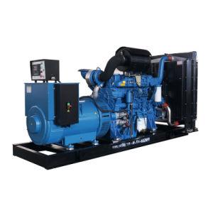 500kw Diesel van de Motor van Weichai Deutz van de Macht van de installatie de Elektrische Reeks van de Generator