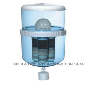 OEM de Alkalische Minerale Pot van de Zuiveringsinstallatie van het Mineraalwater van de Tank van de Fles van de Pot van het Water van de Filter 12L 14L 16L 20L 28L Geschikt aan Om het even welke Filter van de Automaat van het Water