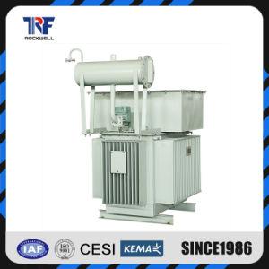 Trois phase/phase unique 25kVA-2500kVA transformateur à huile